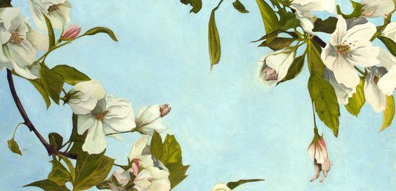 Wendy Buffum - Apple Blossom Pigs 1