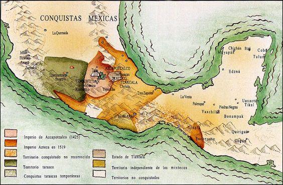 El mundo prehispánico