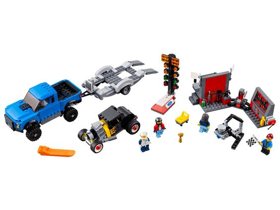 Ford Raptor LEGO Speed Champions