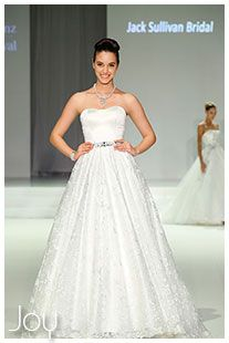 JOY / Wedding Dresses / Mercedes Fashion Festival / Jack Sullivan Bridal