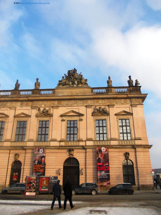 At the Historical Museum: http://foreignerinberlin.blogspot.de/2014/02/at-historical-museum.html