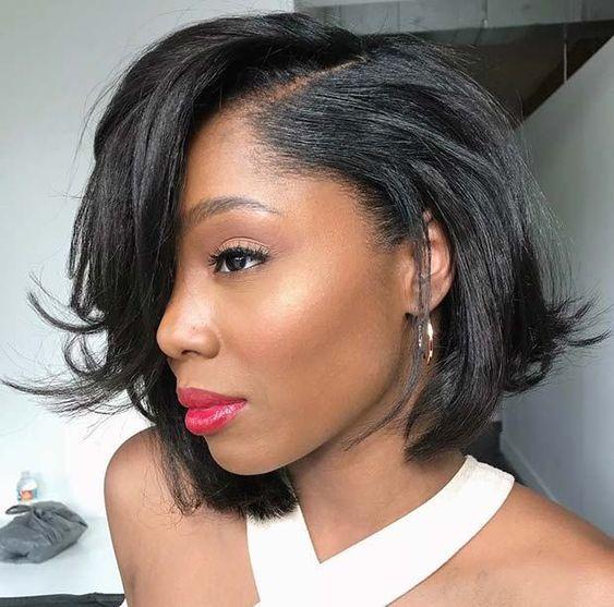 20 Easy Everyday Hairstyles For Black Women Black Easy