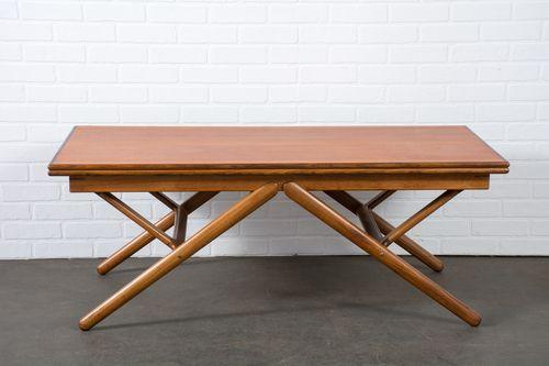 Vintage Mid-Century Metamorphic Table