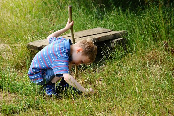 Outdoor Treasure Box for Storing Kids' Hiking Treasures - Red Barn Blog