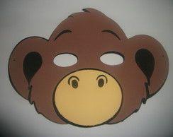 Máscara de Macaco