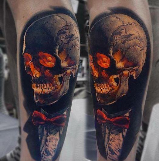 Tatuajes A Color Para Hombres 389 Actualizada Tatuajes Chiquitos Tatuaje A Color Tatuajes Pierna