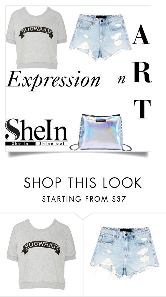 """""""art"""" by gugleme ❤ liked on Polyvore featuring Alexander Wang"""