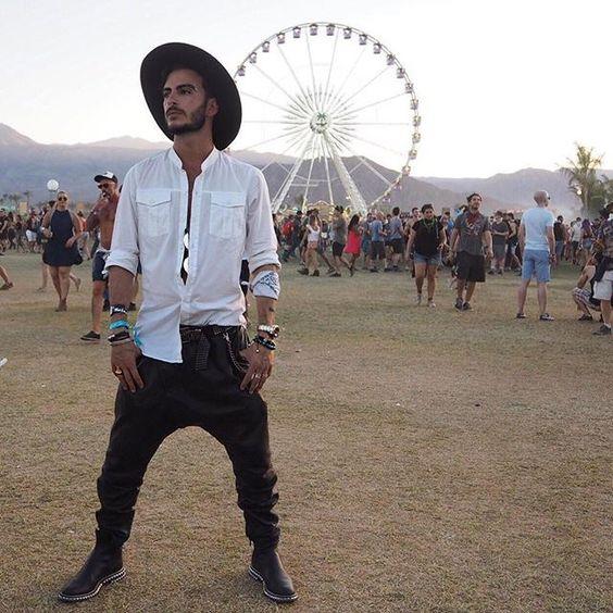 Coachella 2016 Men S Fashion Looks