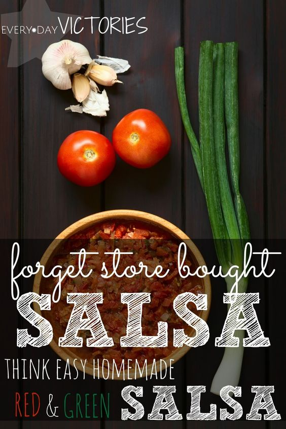 This salsa recipe is authentic, easy and takes just 20 minutes total to make. My kids devour it for snacks and it goes with dinner. Plus, it is totally vegan! It can be made as a red salsa or a green salsa. Absolute Yum.
