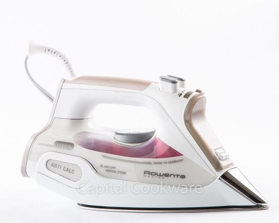 Irons on pinterest for Rowenta pro master iron mercedes benz