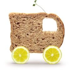 bread & lemon