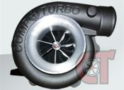 Entry-level series turbochargers