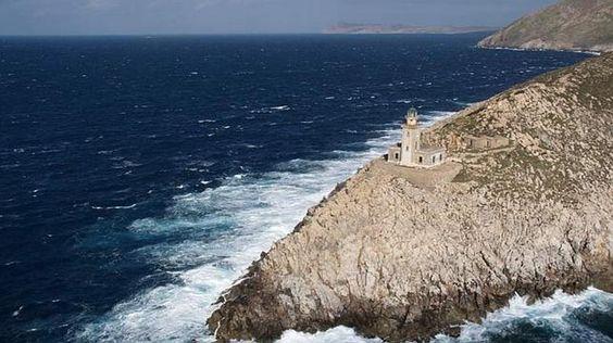 Los faros más característicos de Grecia se empiezan a restaurar ...