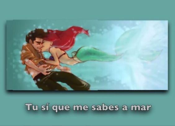 Tu sí que me sabes a mar