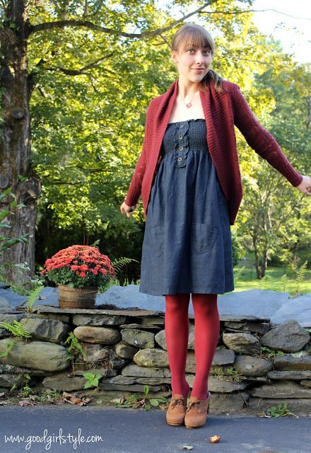 Good Girl Style: Ugglebo Clogs for Autumn