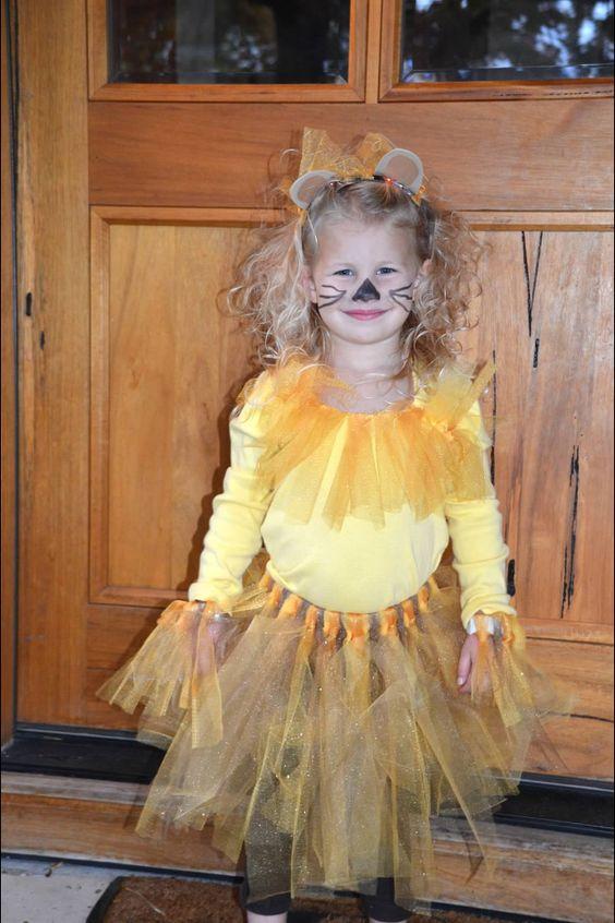 Lion Tutu Costumes And Tutus On Pinterest