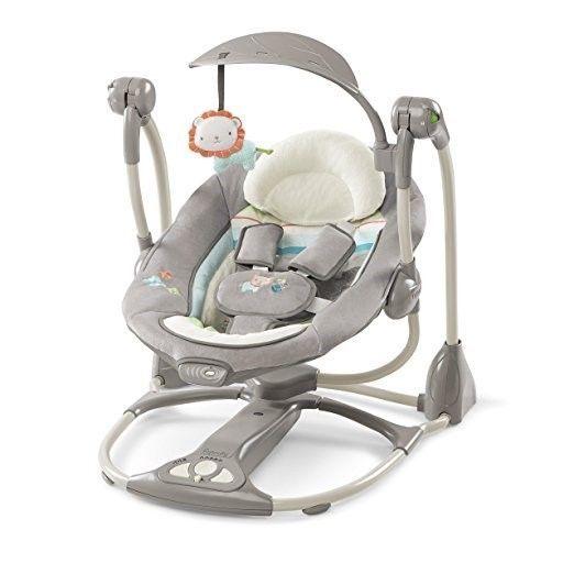 Baby Swings 2990 Ingenuity Convert Me Seat To Swing Buy It Now Only 75 On Ebay Swings In Baby Swings Baby Bouncer Baby Car Seats