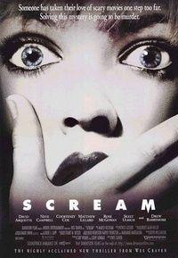 Scream - Wes Craven (1996). Classic!