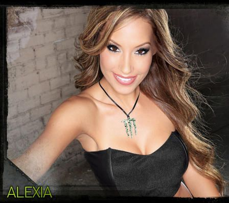 Alexia Cortez ANOTHER HOT MONSTER GIRL