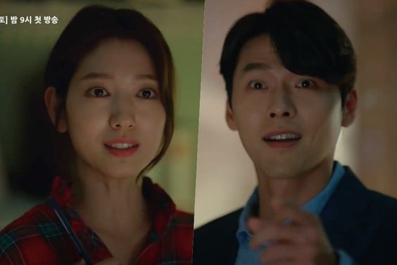 """Watch: Park Shin Hye Offers Hyun Bin A Place To Stay In """"Memories Of The Alhambra"""" Preview"""