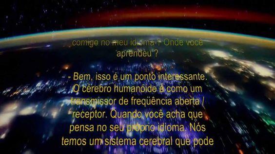 03 - Respostas de um alienígena de Andrômeda - Nibiru e eventos