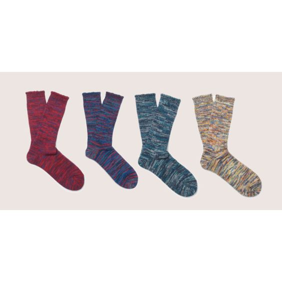 """socks on socks on socks"" by bohemian-prep on Polyvore Anonymous Ism, J.Crew socks #womens #fall #fashion"