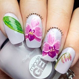 Orchid Nails, ariannyani
