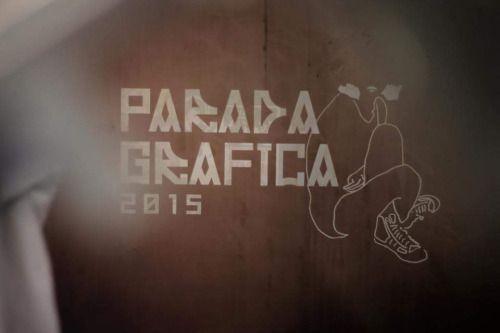 #paradagrafica