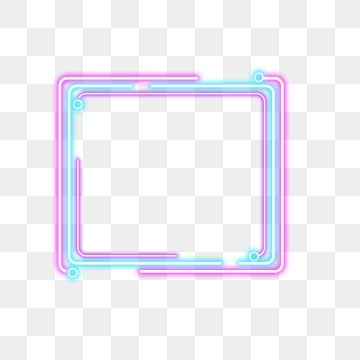 Simple Color Neon Border Border Clipart Simple Color Png Transparent Clipart Image And Psd File For Free Download Neon Png Floral Border Design Graphic Design Background Templates