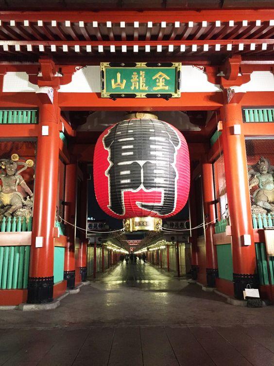 雷門の日本の景色の壁紙