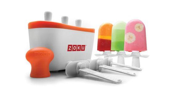 Zoku Quick Pop Maker Set