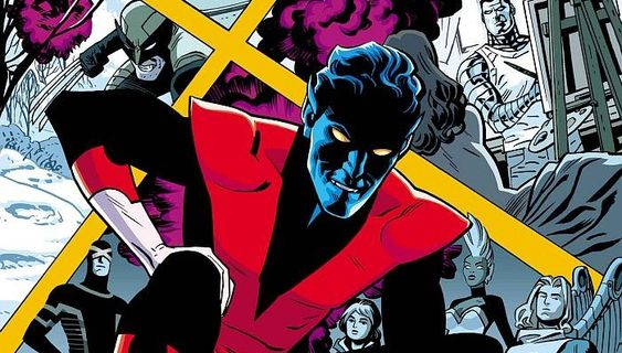 Nightcrawler by Chris Claremont