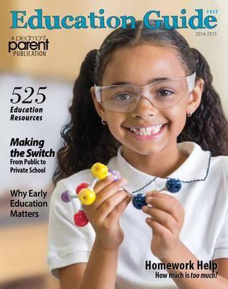Piedmont Parent | Education Guide