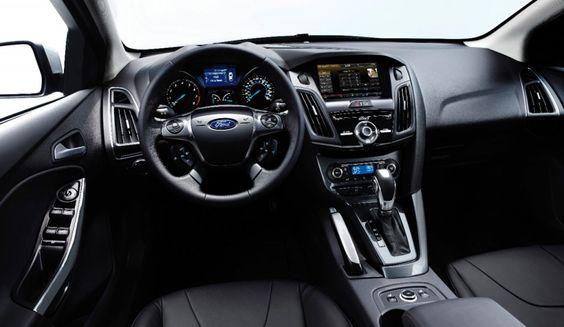 Ford Focus Hatchback Interior