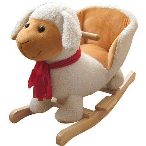 sheep animal baby bouncer seat swinging chair brand baby toys gift animal rocking chair rocking horse deliver from germany baby nursery cool bee animal rocking horse
