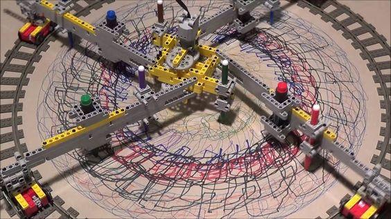 LEGO : Art Machine 2  ... by üfchen