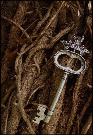fairytale, fantasy, key, magical, storybook, whimsical - image #3034 sur Favim.fr