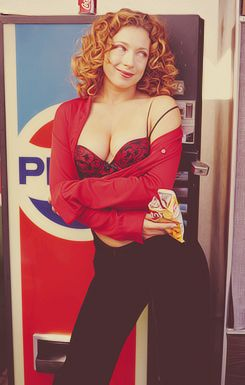 Alex Kingston, ER, Dr.Who, now NCIS is there anything this brit can't do?