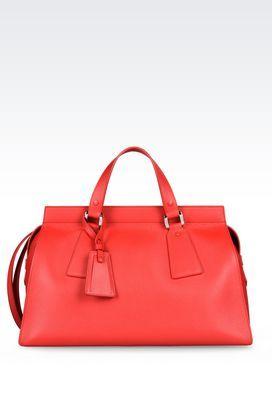 Armani Handtaschen Für sie grosse tasche le sac 11 aus kalbsleder mit hirschprägung Erhätlich bei armani.com - wenn Sie über www.bestcash4you.de auf die Seite gehen, erhalten Sie zusätzlich 7,2 % Cashback. Wie Sie auch bei weiteren 1600 Shops und Anbietern Cashback erhalten erfahren Sie unter www.bestcash4you.de