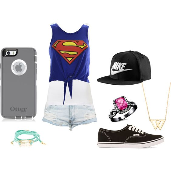"""""""Day Out with Ashton Irwin"""" by purplerose6661 on Polyvore"""