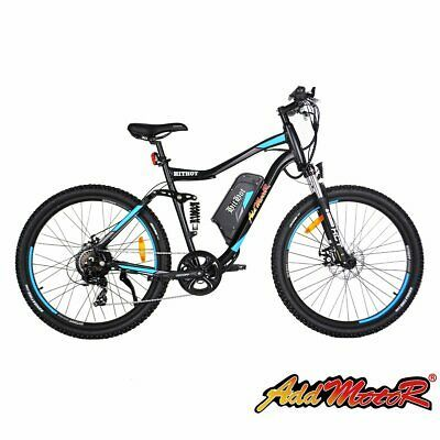 Details About Addmotor Electric Bicycle 500w Mountain Bike 27 5