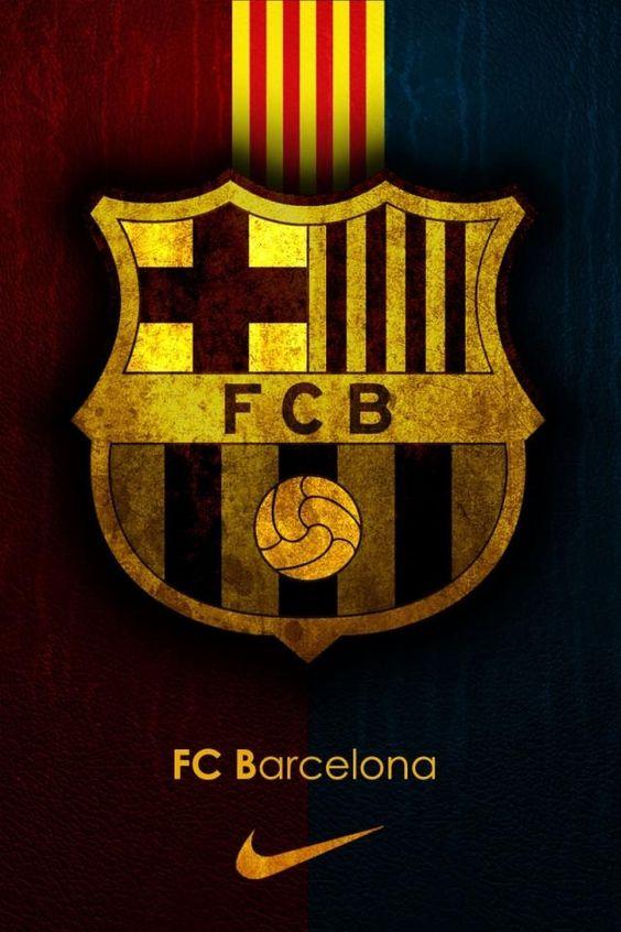 FC Barcelona Crest. #soccer #barcelona #laliga http://www.pinterest.com/TheHitman14/sports-usa-world/