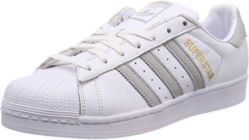 adidas originals superstar w blanc