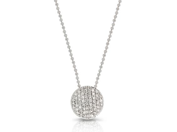 Perfect for every day.  Phillips House diamond infinity necklace.