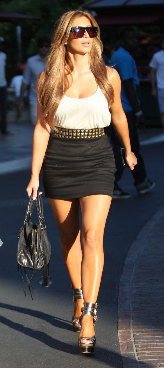 People: Schwangere Kim Kardashian hat Heißhunger - glam mom's