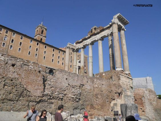 Paisaje de Roma