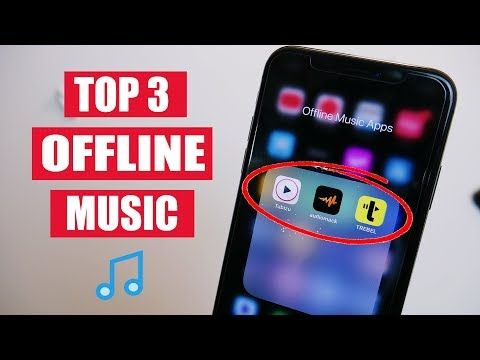 Top 3 Free Music Apps For Iphone Android Offline Music 2020 Youtube Free Music Apps Iphone Music Apps Offline Music
