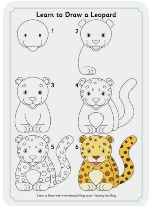 Pin De Luzia Lucas En Art For Kids Dibujos Sencillos Para Ninos Dibujos Faciles Para Ninos Dibujos De Animales Sencillos