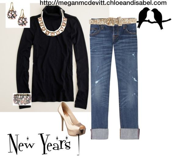"""""""New Years Eve Sparkle"""" by mommychic ❤ liked on Polyvore"""