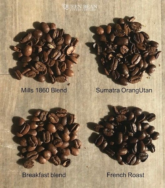 Pin By Cindy Pearl On Queen Bean Coffee Company Breakfast Blend French Roast Beans